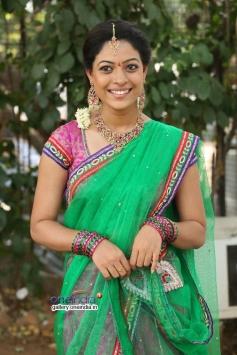 Telugu Actress Anjali Rao