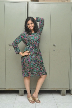 Telugu Actress Sandeepthi Photo