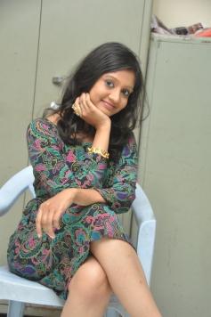 Telugu Actress Sandeepthi