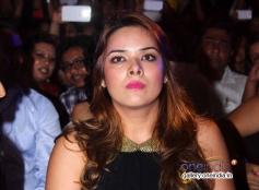 Udita Goswami at 'Ek Villian' at music concert