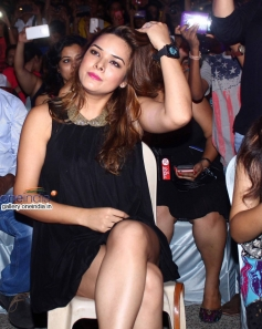 Udita Goswami at 'Ek Villian' music concert