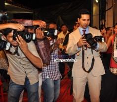 Varun Dhawan at Life Ok Now Awards 2014