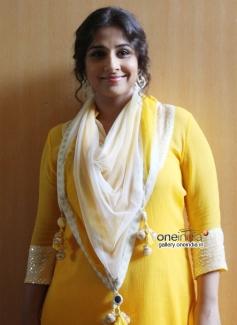 Vidya Balan at Bobby Ko Sab Malum Hai Blog Launched