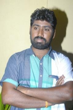 Vijay RR at Chittu Kuruvi Album Launch