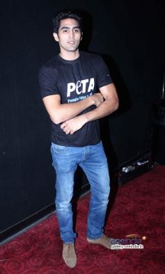 Vijender Singh at Peta's New Campaign Launch