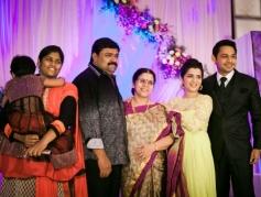 Divyadarshini Wedding Reception