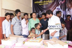 Nara Rohit Birthday Celebrations 2014