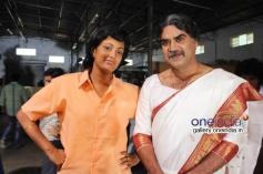 Devadarshini and Thalaivasal Vijay