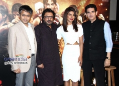 Ajit Andhare, Sanjay Leela Bhansali, Priyanka Chopra and Omung Kumar