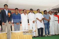 Anil Kumble, Shivrajkumar, Sa Ra Govindu, Jaggesh, Vatal Nagaraj