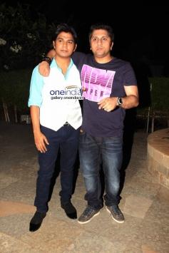 Ankit Tiwari and Mohit Suri