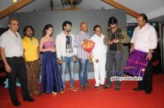 Arjun Janya, Kriti Kharbanda, Sumanth Shailendra, Sudeep