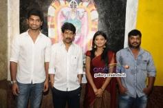 Atharva, Bala and Anandhi