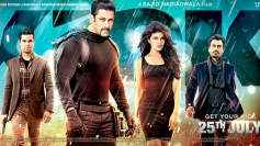 Bollywood Movie Kick Poster