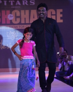 Celebs at Teach For Change Fashion Show
