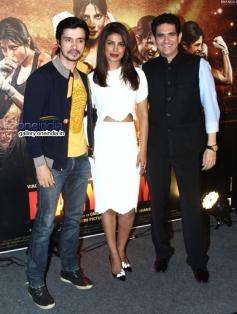 Darshan Kumar, Priyanka Chopra, Omung Kumar