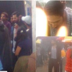 First Look of Varun Dhawan Leaked in Badlapur