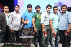 Gaalipatam Audio Launch