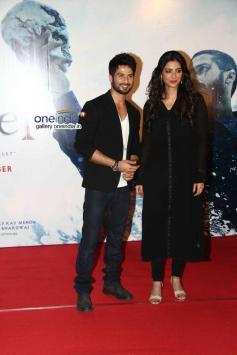 Shahid Kapoor and Tabu