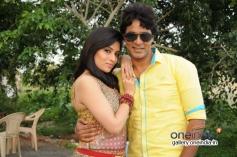 Hardhika Shetty and Nakul in Bheeshma