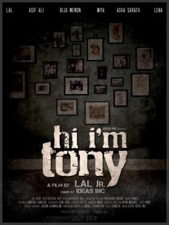 Hi I'm Tony First Look Poster