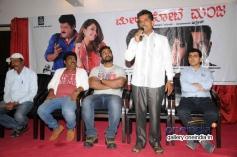 Jaggesh at Melukote Manja Film Press Meet