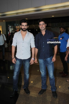 Jay Bhanushali and Sushant Singh