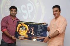 Kamal Hassan and Devi Sri Prasad