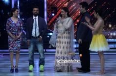 Madhuri Dixit, Remo Dsouza, Kareena Kapoor, Karan Johar, Sophie Choudry