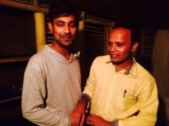 Music Director AR, Kuduush & Varun Sandesh
