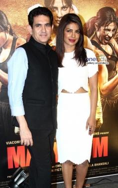 Omung Kumar, Priyanka Chopra