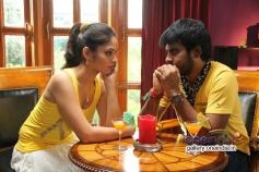 Pa. Vijay and Sanyathara