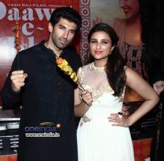 Parineeti Chopra & Aditya Roy Kapur