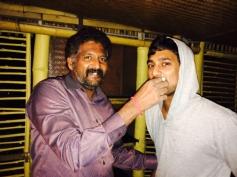Producer Ramachandra Prasad & Varun Sandesh