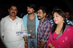 R. Ashok, Sudeep, Prem, Rakshita