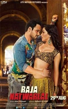 Raja Natwarlal 2nd Poster