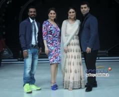 Remo Dsouza, Madhuri Dixit, Kareena Kapoor, Karan Johar
