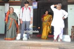 S Ramesh in Gandhiji Kanasu