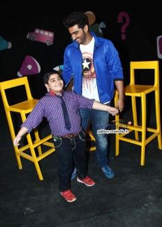 Sadhil Kapoor and Arjun Kapoor
