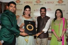 Samantha Inauguration of Prince Jewellery Exhibition