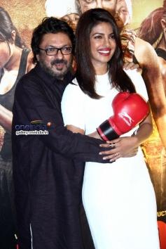 Sanjay Leela Bhansali, Priyanka Chopra