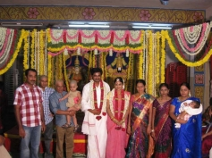 Senthil-Srija (Saravanan and Meenakshi) Marriage