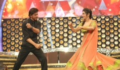 Shahrukh Khan Dance with DD