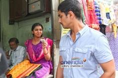 Siddharth and Lakshmi Menon