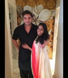 Sohail Khan & Arpita Khan