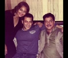 Sonakshi SInha, Salman Khan & Shatrughan Sinha