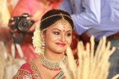 Sritha Sivadas and Deepak Nambiar Marriage