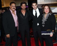 Srk Khan, Reema Jain, Arman Jain, Deeksha Seth and  Manoj Jain