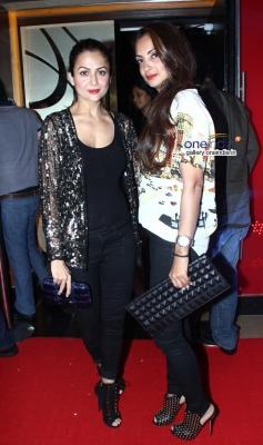 Seema Khan and Amrita Arora