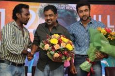 Suriya and Director Lingusamy